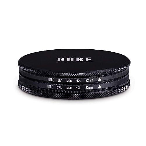 Lens Filter Gobe 49mm Circular Polarizing 1Peak CPL