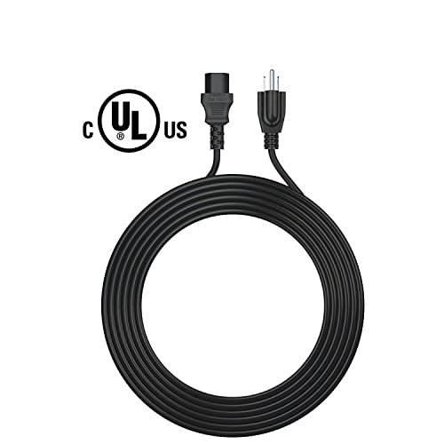 1 meter 3 Prong AC Power Cord for LCD TV Plasma DLP LED