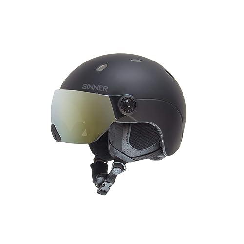 43c6e827 Buy SINNER Titan Visor Unisex Outdoor Snow Sports Snowboard & Ski ...