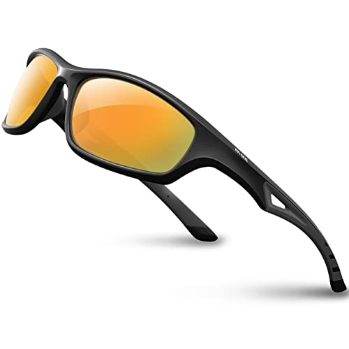 34874c8f4e01d RIVBOS Polarized Sports Sunglasses Driving Glasses Shades for Men Women for  Cycling Baseball 842