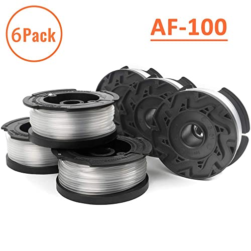 String Trimmer Spool Line Replacement Dual Line Weed Trimmer