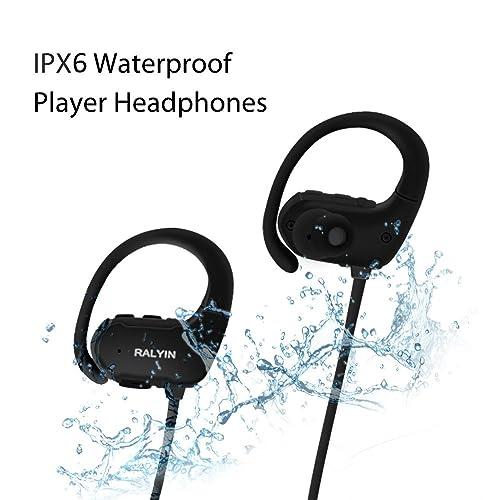 e2f003305 Buy Ralyin MP3 Music Player Sport Wireless Headphones Bluetooth ...
