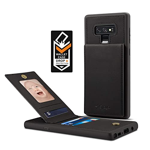 check out 48aa4 98800 Buy Samsung Galaxy Note 9 Card Holder Case, Note 9 Wallet Case ...