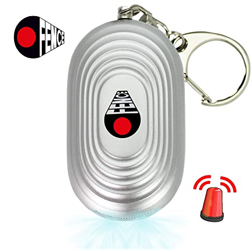 be7c0484 Personal Safety Alarm Keychain for Women - Wearable Woud Personal Security  Siren Song Device for Self