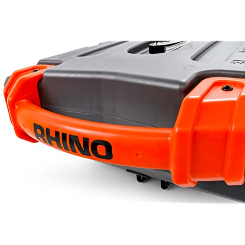 Camco Rhino Heavy Duty 21 Gallon Portable Rv Waste Holding Tank With Hose And Accessories Durable Leak Free And Odorless Rv Tote Tank 39002 Buy Products Online With Ubuy Norway