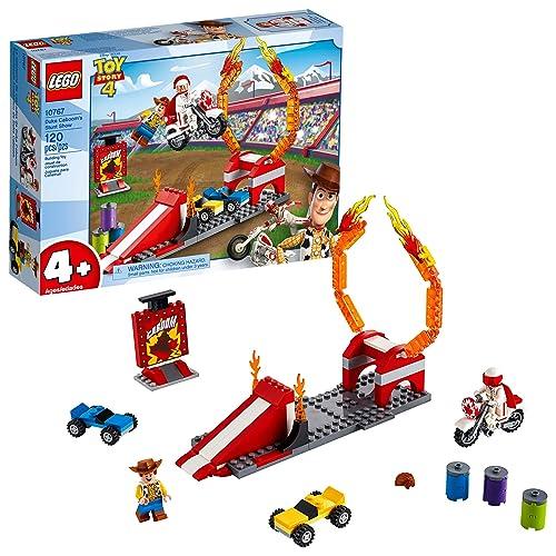 Buy Lego Disney Pixars Toy Story Duke Cabooms Stunt Show 10767
