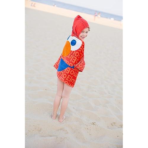 c2f5c7d18d Buy Jay Franco Sesame Street Super Soft & Absorbent Kids Hooded Bath ...
